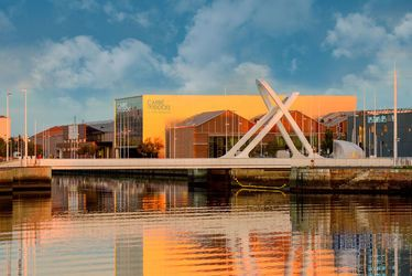 Les architectes aiment Le Havre - La Carré des Docks - Le Havre Normandie, nouveau Centre des Congrès, inauguré fin 2016