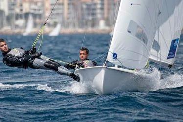 Voile 470 - Deux Havrais en route pour les Jeux Olympiques de Rio 2016