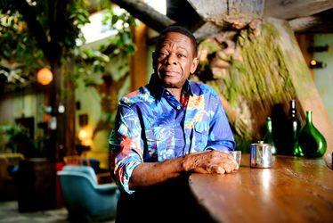 Sam Mangwana- moz