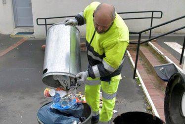 Des agents mobilisés pour la propreté