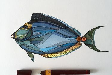 Atelier dessin avec Teuthis