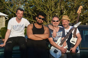 The Sound Drivers (Rock, soul, funk)