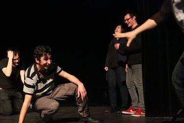 Soirée Théâtre d'Impro
