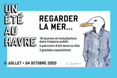 Un-été-au-Havre-2020-regarder-la-mer-stephan-balkenhol