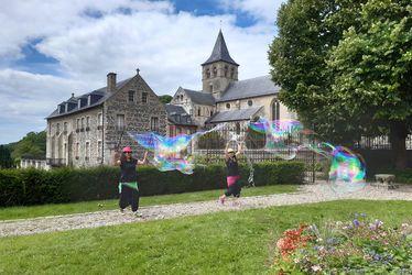 Venez buller - MAH - Abbaye de Graville