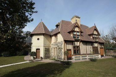 Le manoir Vitanval à Sainte-Adresse