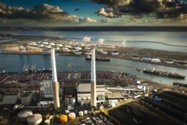 Visite de la centrale thermique EDF
