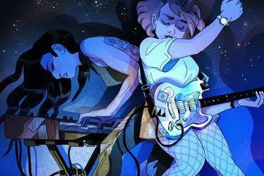 Concert dessiné : La Nuit est mon royaume