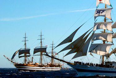Les grands voiliers au XXIe siècle