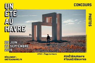 Participez au concours photos Un Été Au Havre, exclusivement sur Instagram du 29 juin au 22 septembre
