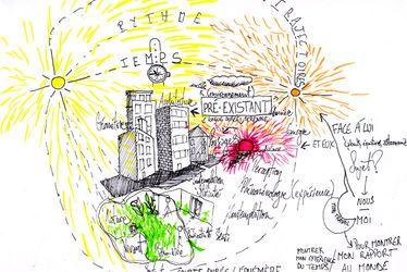 Etude solaire #11 : Espaces temps - Alexandre Le Bourgeois