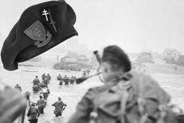 Les fusiliers marins commandos havrais du 6 juin 1944
