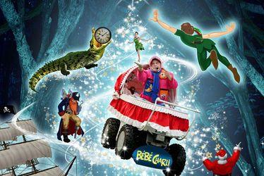 Peter Pan, Noël au pays imaginaire