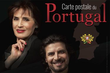 "Pedro ALVES, Mara PEDRO et Linda de SUZA ""Carte postale du Portugal"""