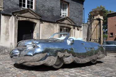 Fat Car d'Erwin Wurm