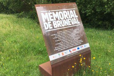 Le mémorial de Bruneval, un lieu de mémoire pour une opération militaire d'envergure