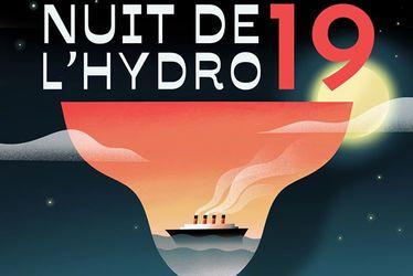 La nuit de l'Hydro