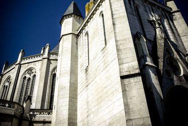De l'église Sainte-Cécile à l'escalier Montmorency