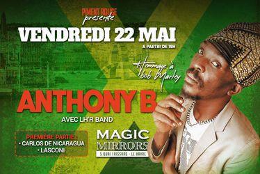Hommage à Bob Marley (reggae) - Anthony B