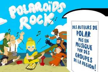 Polaroïd Rock #18