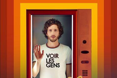 """Baptiste Lecaplain """"Voir les gens"""""""