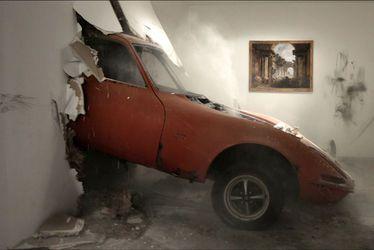 Projection des films des artistes Florian Pugnaire & David Raffini