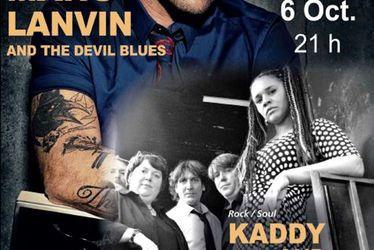Kaddy and the Keys / Manu Lanvin and the Devil Blues