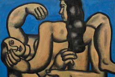 Reynold Arnould et les musées du Havre -1952-1965