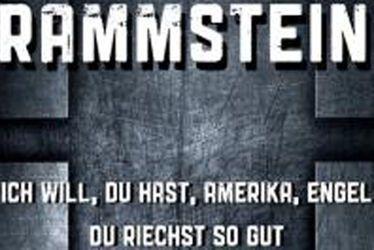 Rammstein Congregation