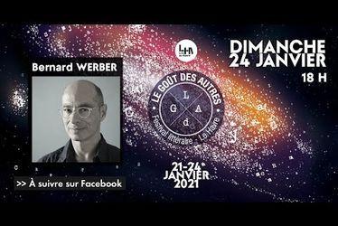 [LE GOÛT DES AUTRES] RENCONTRE VIDEO | BERNARD WERBER