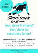 [à valider]PATINAGE DE VITESSE - SHORT TRACK - CVGH
