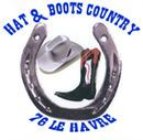 Hat and boots country