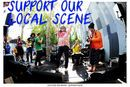 Support our local scene