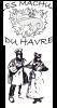 Groupe folklorique normand les machus du havre