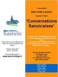 [à valider][à valider][à valider]CONVERSATIONS SANVICAISES