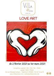 [à valider]LOVE ART - Villa Havraise