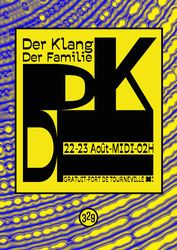 [à valider]Demande de bénévoles pour le festival DKDF