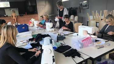 [à valider]Recherche Bénévoles Atelier Couture