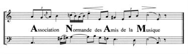 ASSOCIATION NORMANDE DES AMIS DE LA MUSIQUE