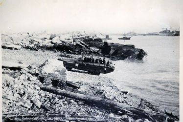 Transport amphibie 1944