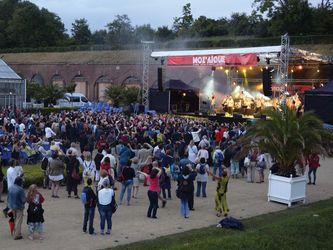 Du 18 au 22 juillet, les Jardins Suspendus accueille la 9e édition du festival de musique des mondes moZ'aïque