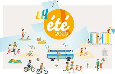 Animations LH été 2020 : les inscriptions sont ouvertes !