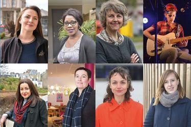 Elles font bouger les 500 ans - Journée internationale des femmes