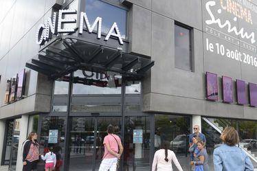 Inspiré des cinémas de boulevard d'autrefois, le Sirius - Pôle d'Art et d'Essai - rénové est le temple de la culture havraise dédié au 7e art