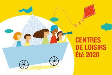 Inscrivez vos enfants aux centres de loisirs pour l'été 2020