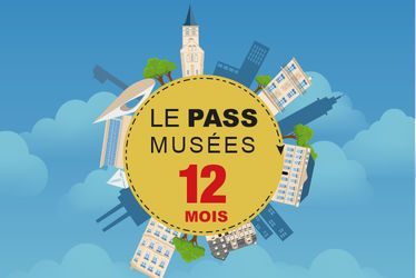 Avec le Pass Musées, profitez des expos à volonté