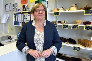 Dominique Molinès, salarié de l'association Louis Delamare et bénévole, évoque l'emploi des femmes en situation de handicap
