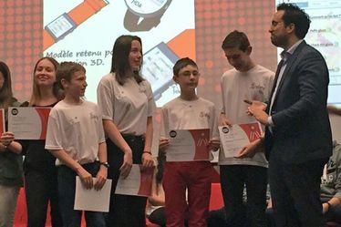 Pour la 3e année consécutive, une équipe havraise remporte le concours Science Factor