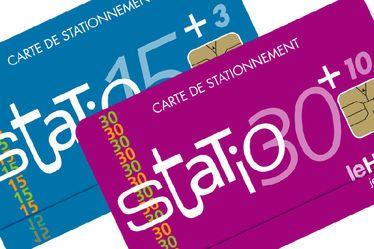 Obtenez le remboursement de votre carte Statio+ jusqu'au 31 décembre 2019