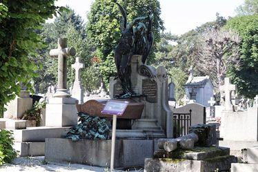 Le cimetière Sainte-Marie, un patrimoine à visiter toute l'année
